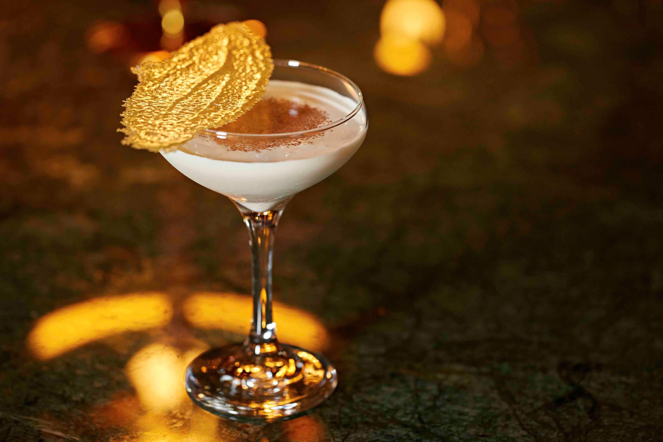 Creme Brulee Martini - K Bar