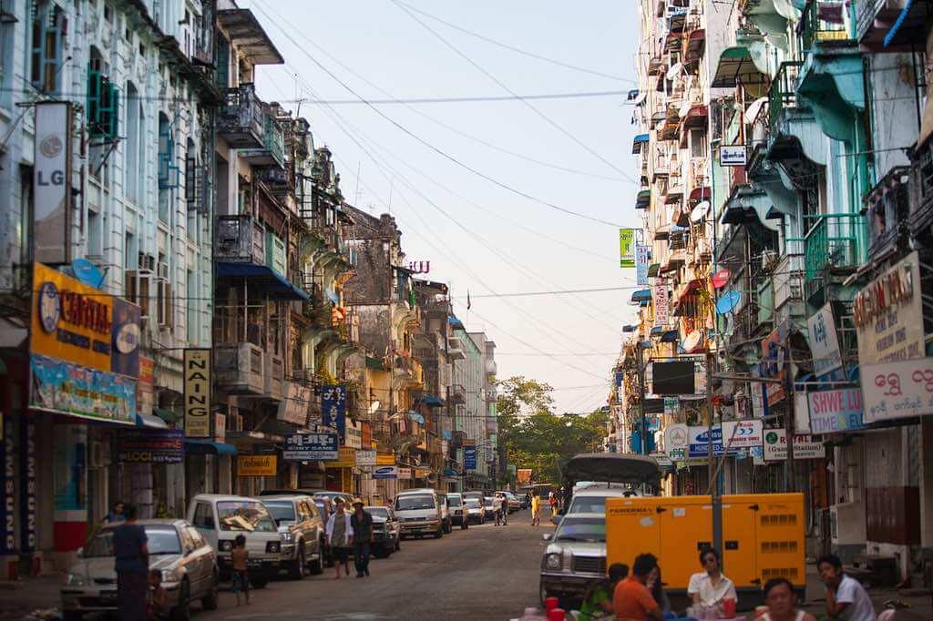 Yangon © Theis Kofoed Hjorth