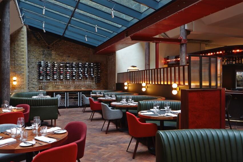 Interior 1 Merchants Tavern