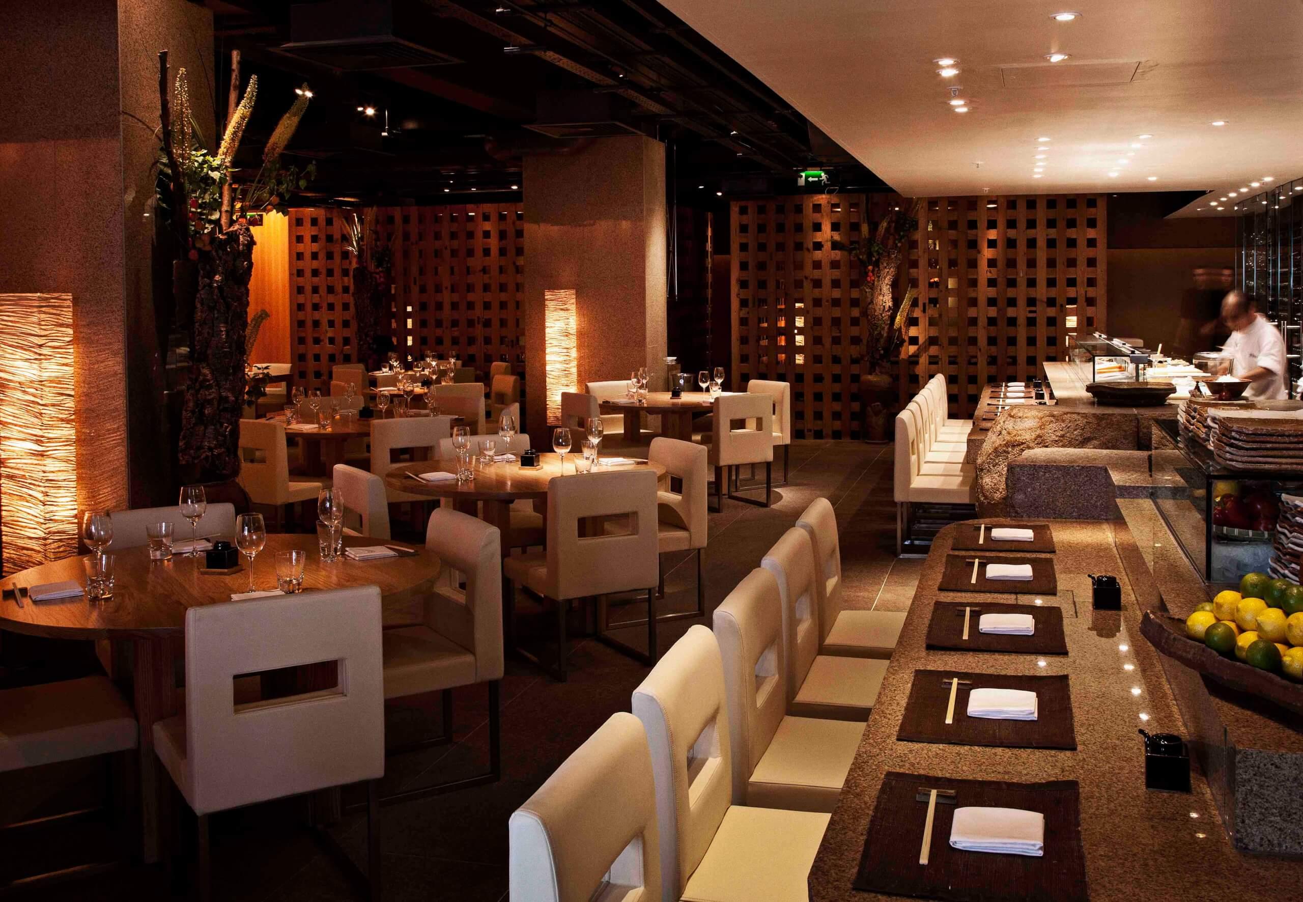So Restaurant Sushi London