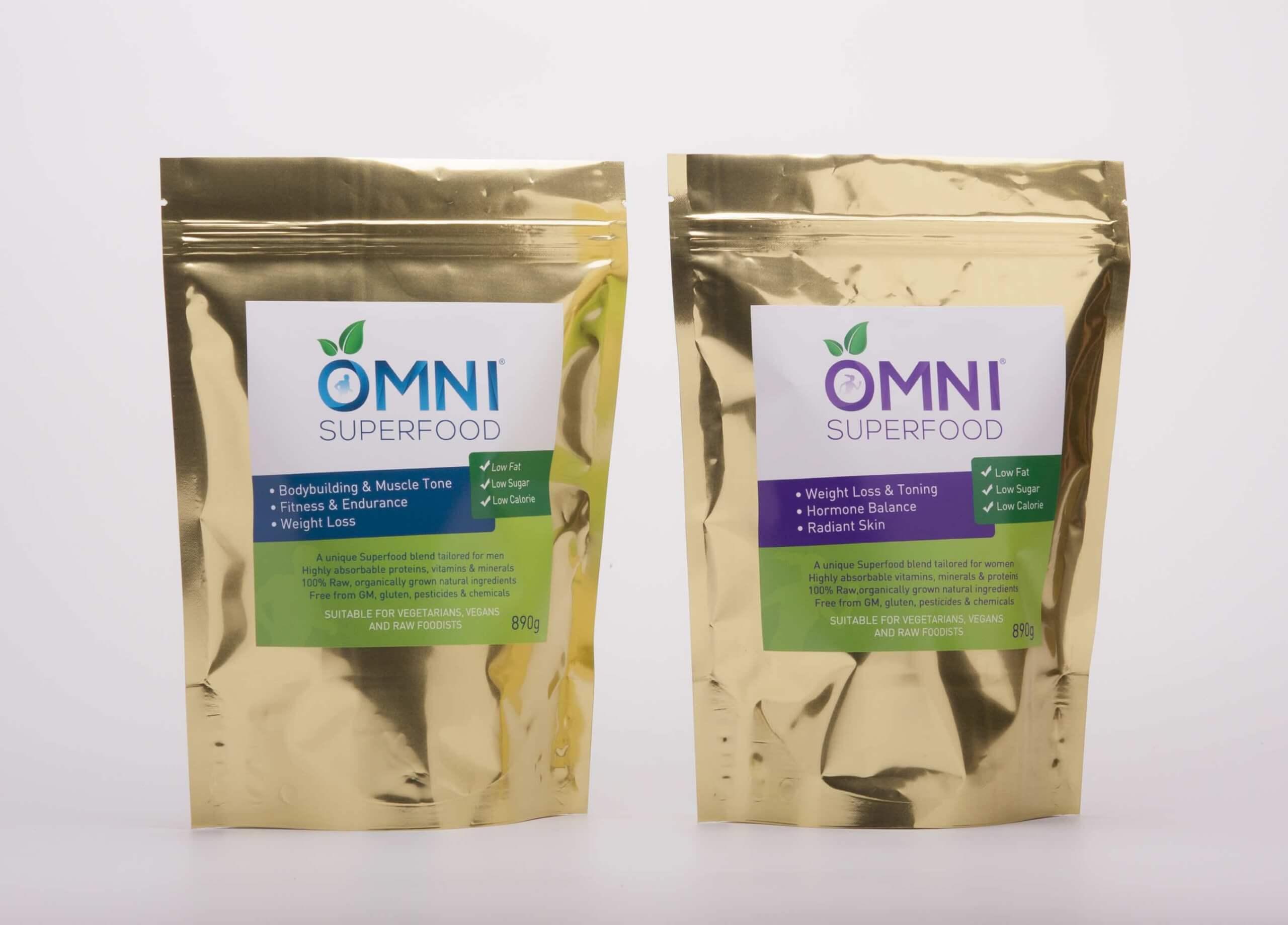 OMNI Superfood - Male & Female