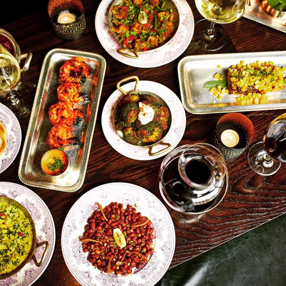 Indian Tasting Menus In London The Guide About Time