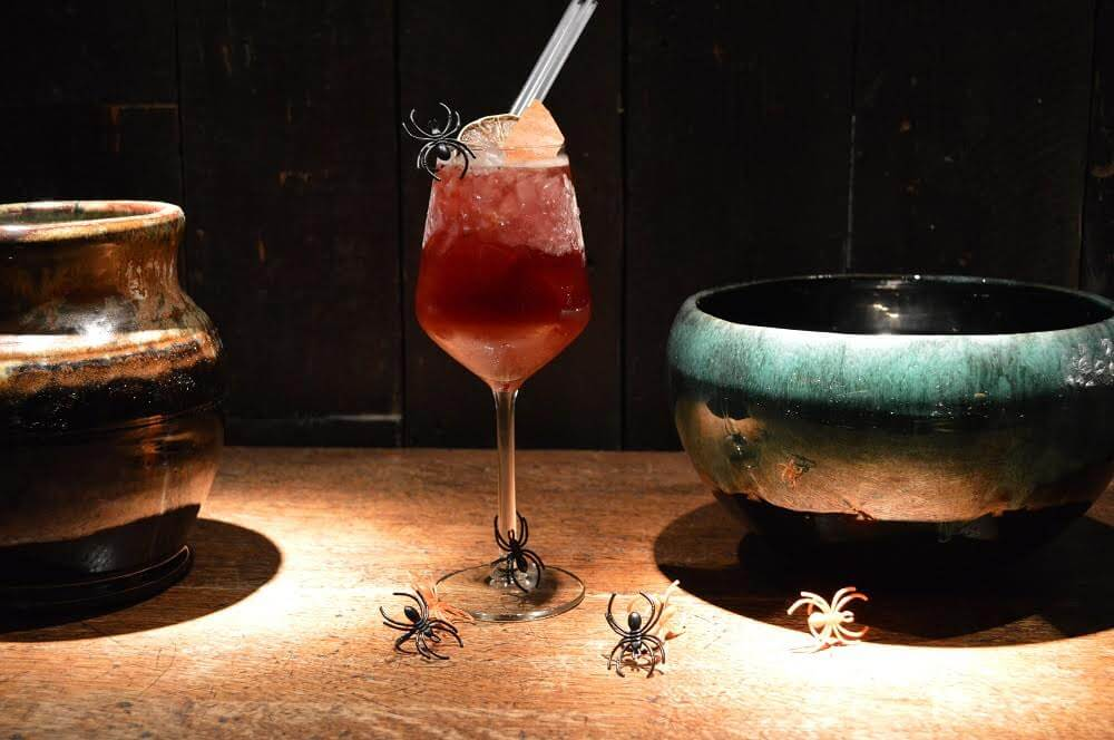 Halloween Cocktails The London Guide About Time