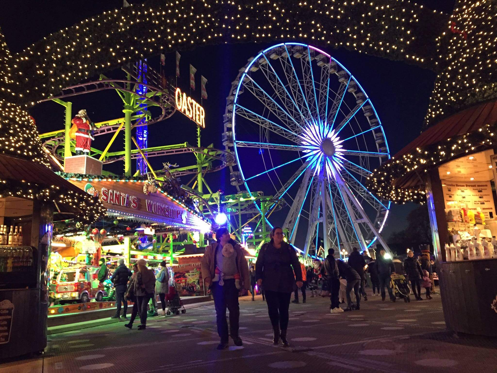 christmas events london 16th december