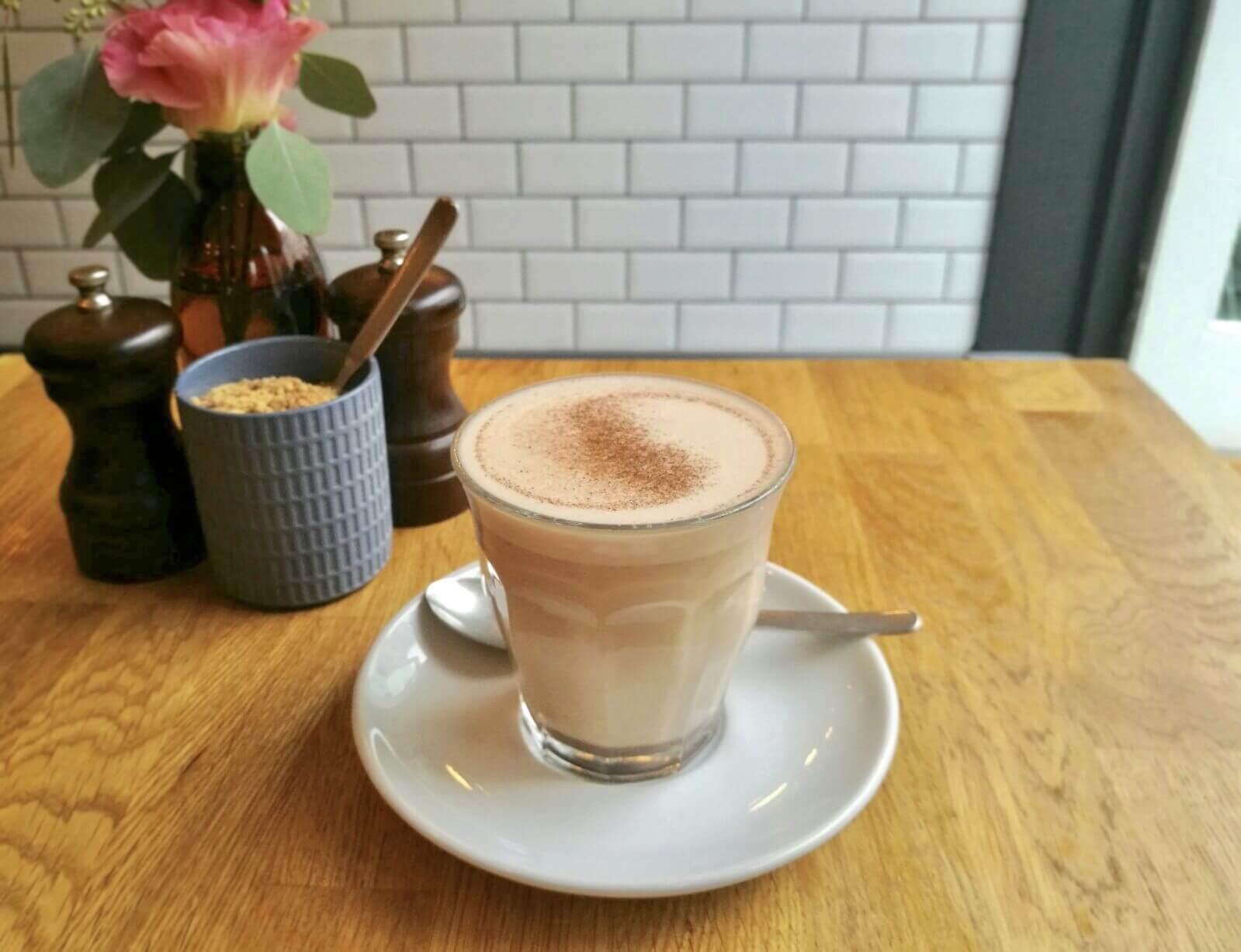 the best Winter Warming Drinks in London