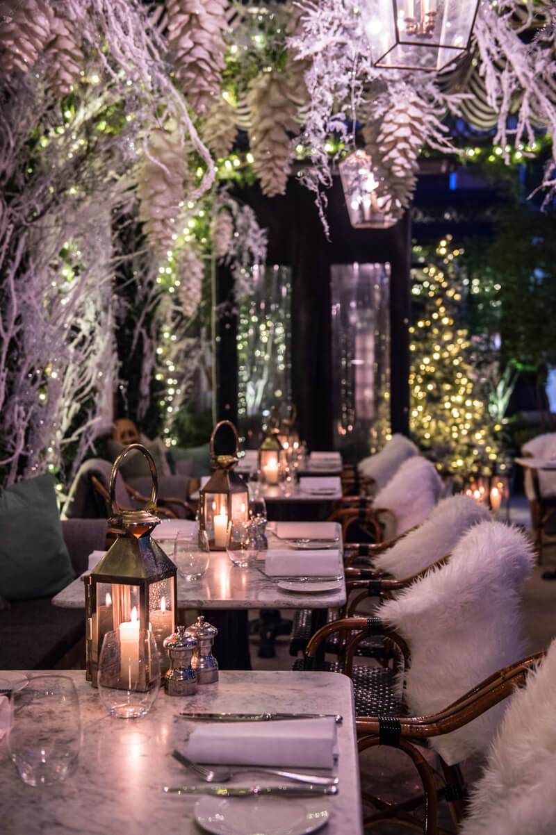 Dalloway terrace review winter hideaway about time for What is the terrace