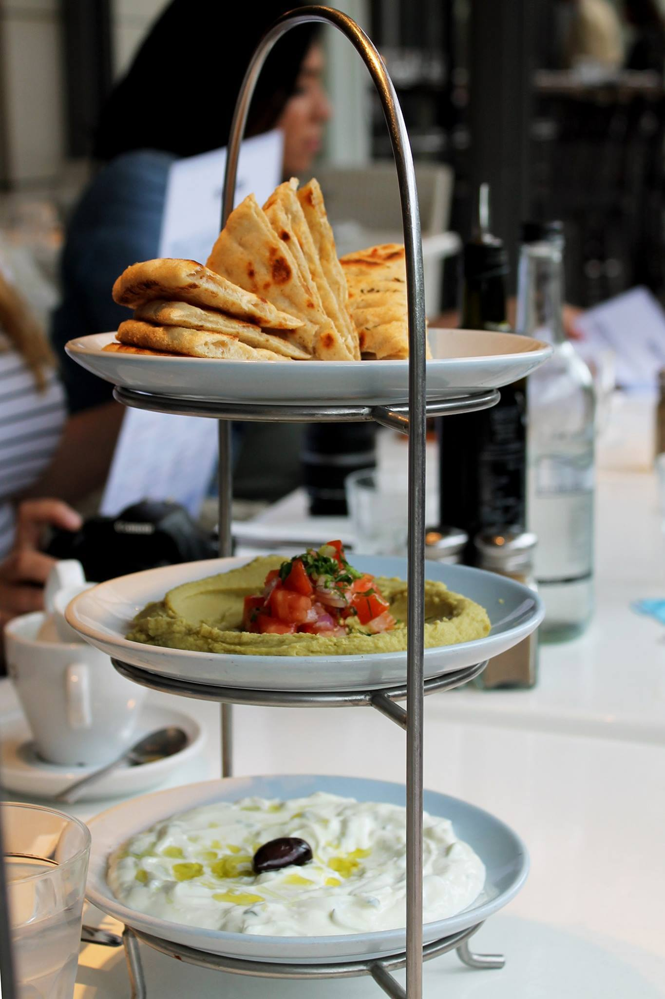 The Real Greek Muswell Hill Review | About Time Magazine