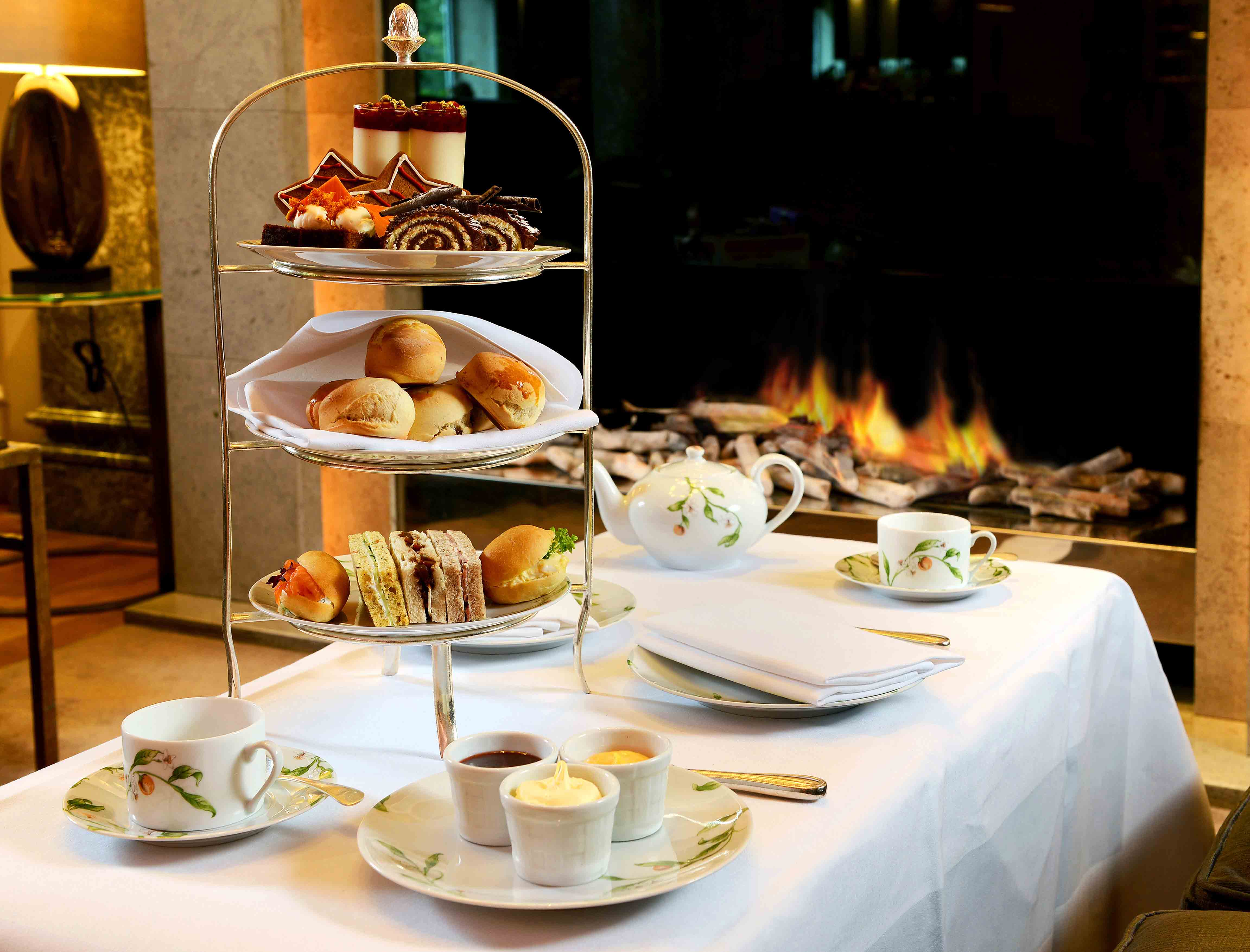 Homemade Rose Food Top 15 Festive Afternoon Teas In London About Time Magazine