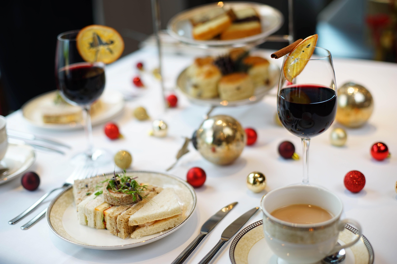 Royal Park Hotel Afternoon Tea