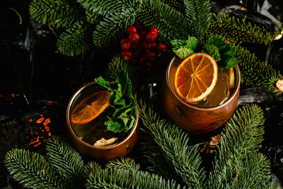 Christmas Cocktails in London