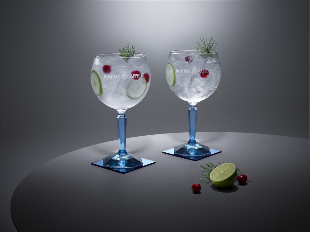 Bombay Sapphire New Traditions Collection Recipes About