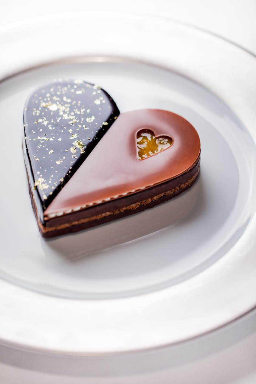 Valentine S Day Menus In London 2017 Guide About Time