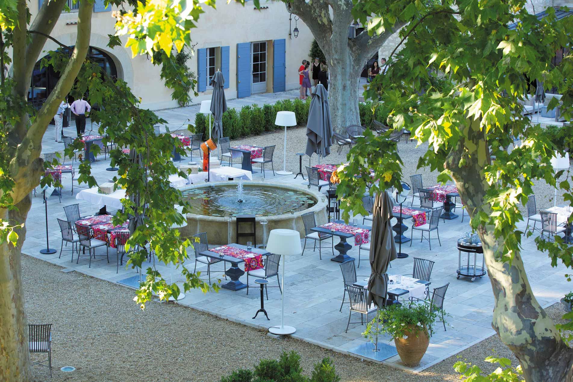 Hotel Spa Les Baux De Provence