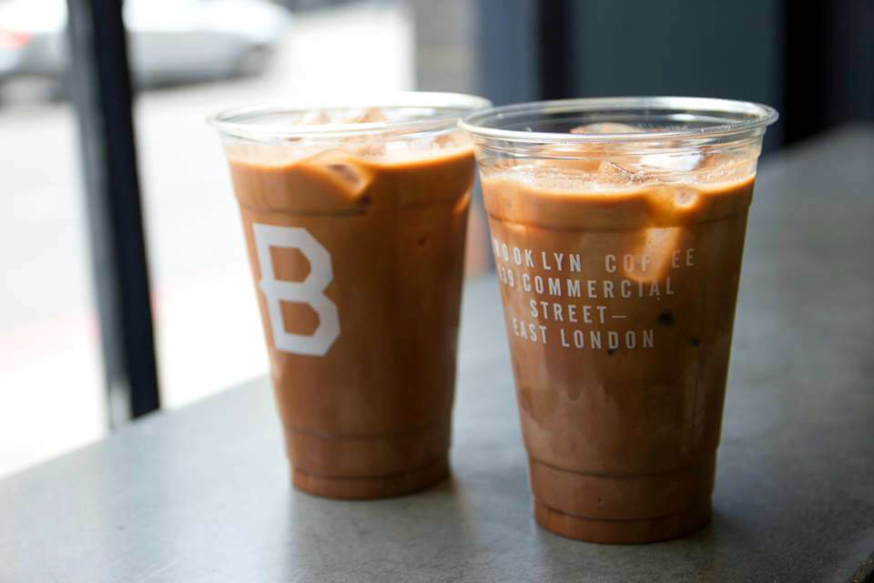 Dairy-Free Iced lattes in London: 2017 Guide
