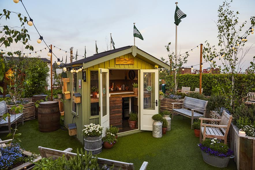 Top rooftop activities in london about time magazine