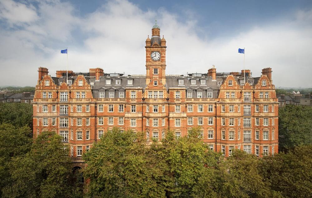 The Landmark London Review