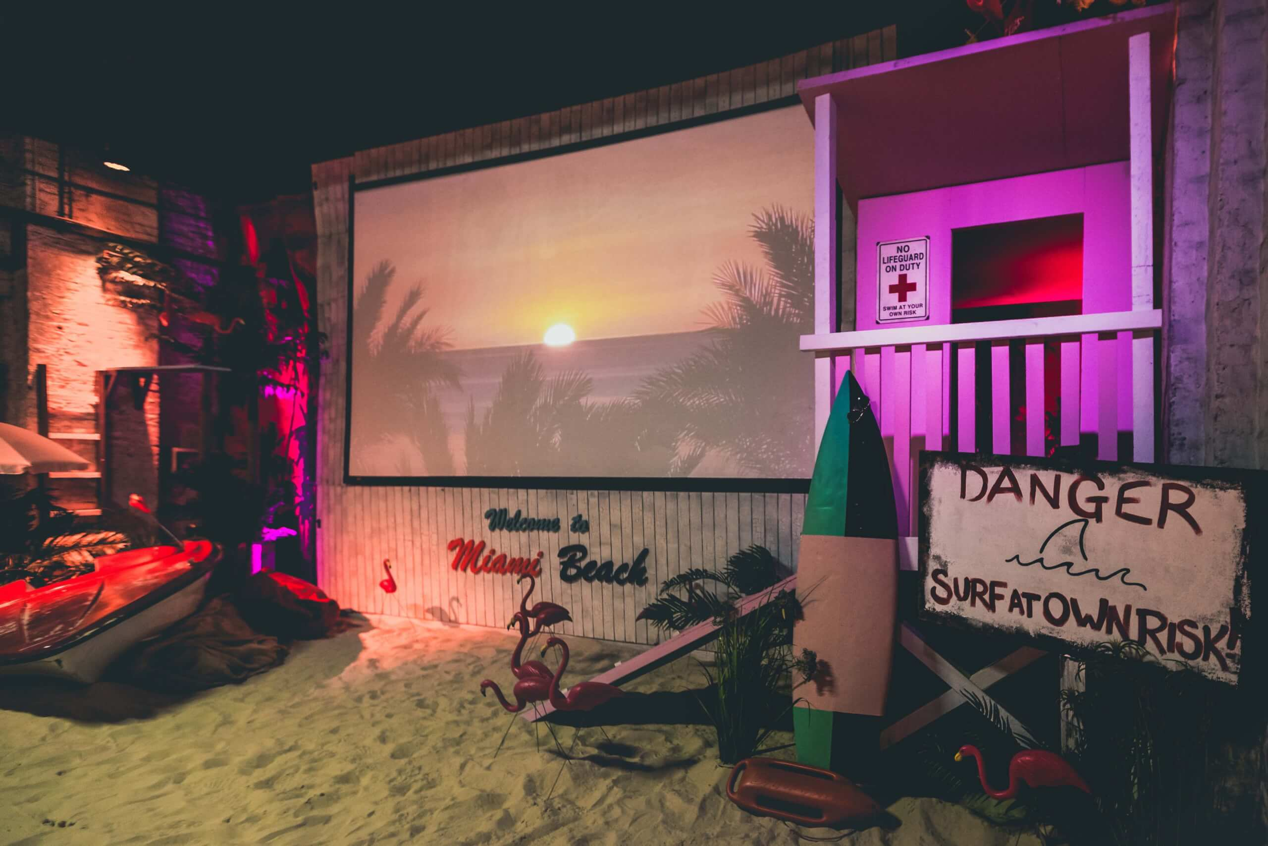 about time you visited backyard cinema u0027s miami beach about time