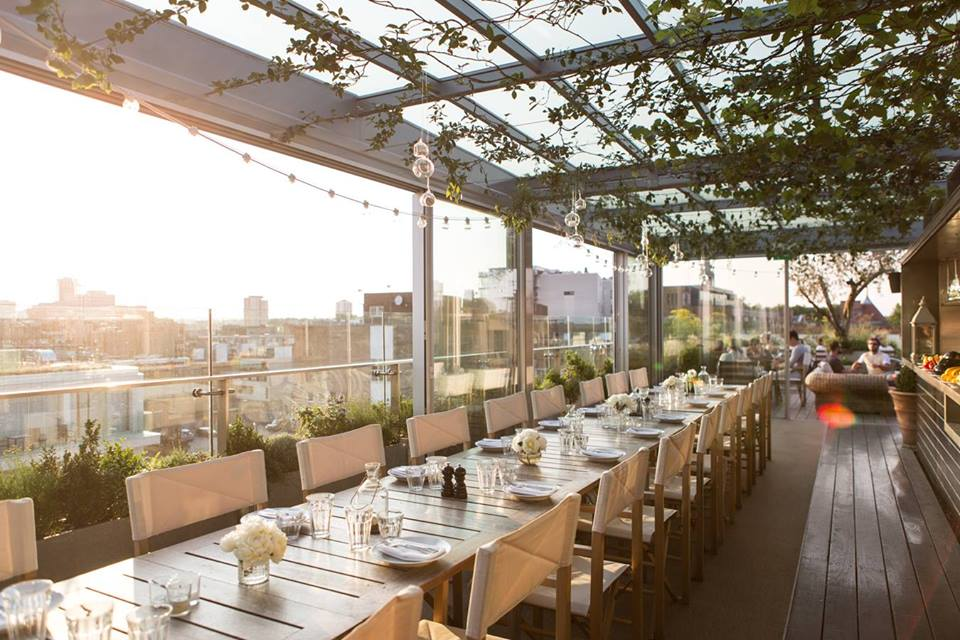 Top 15: Rooftop Bars in East London 2017 | About Time Magazine
