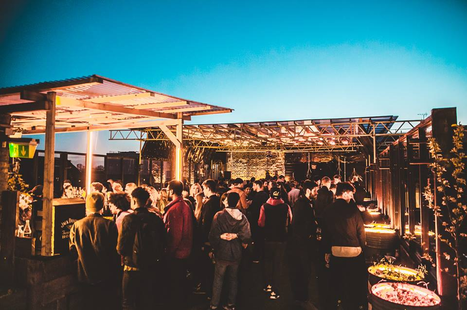 Top 15 Rooftop Bars In East London 2017 About Time Magazine