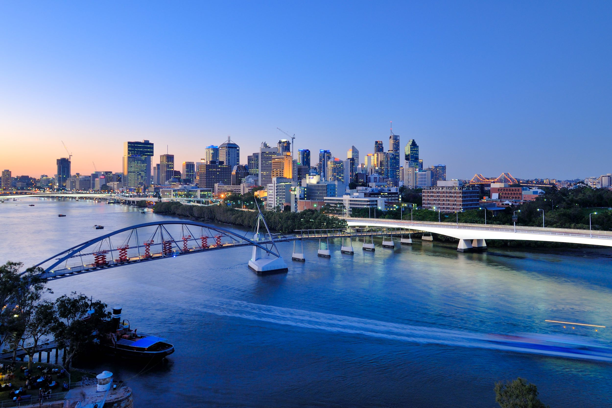 Where to go on a first date in Brisbane