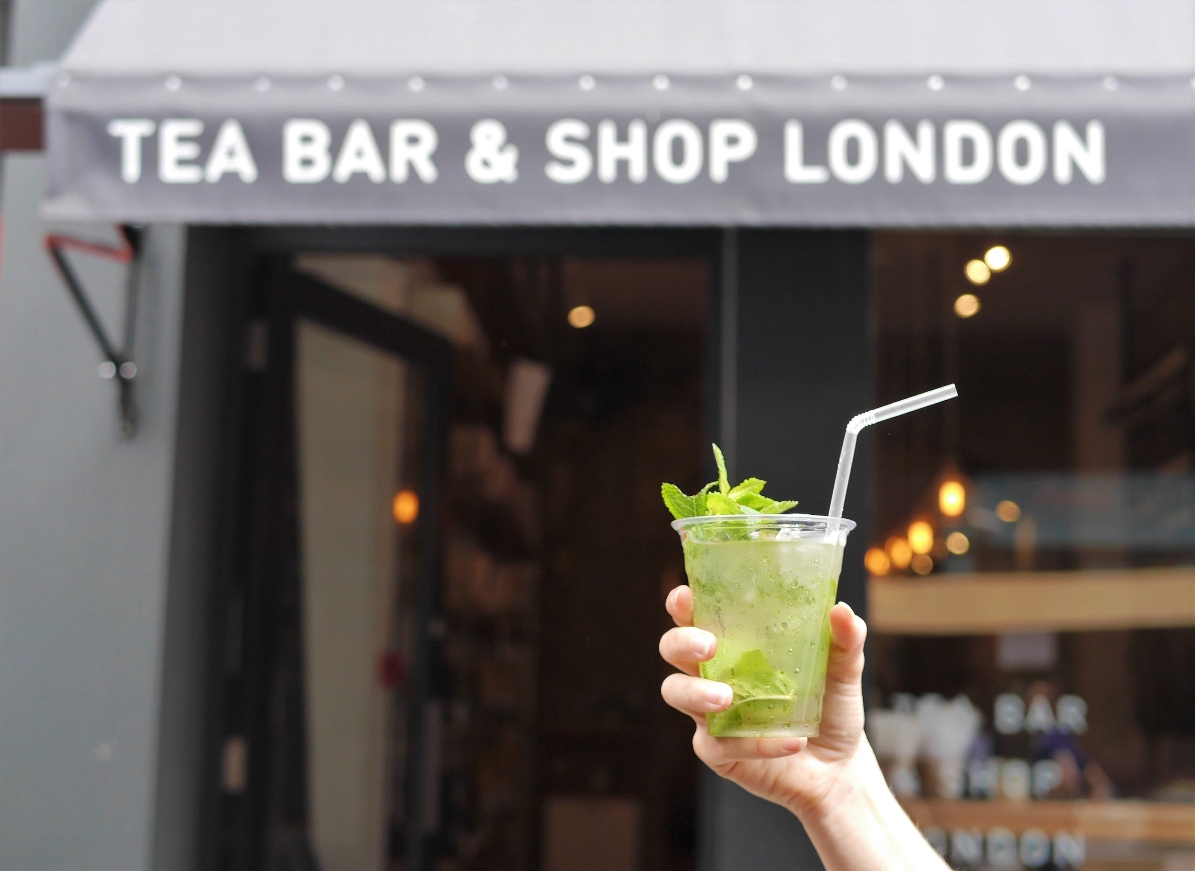 Cafes in London For People Who Don't Like Coffee | About Time