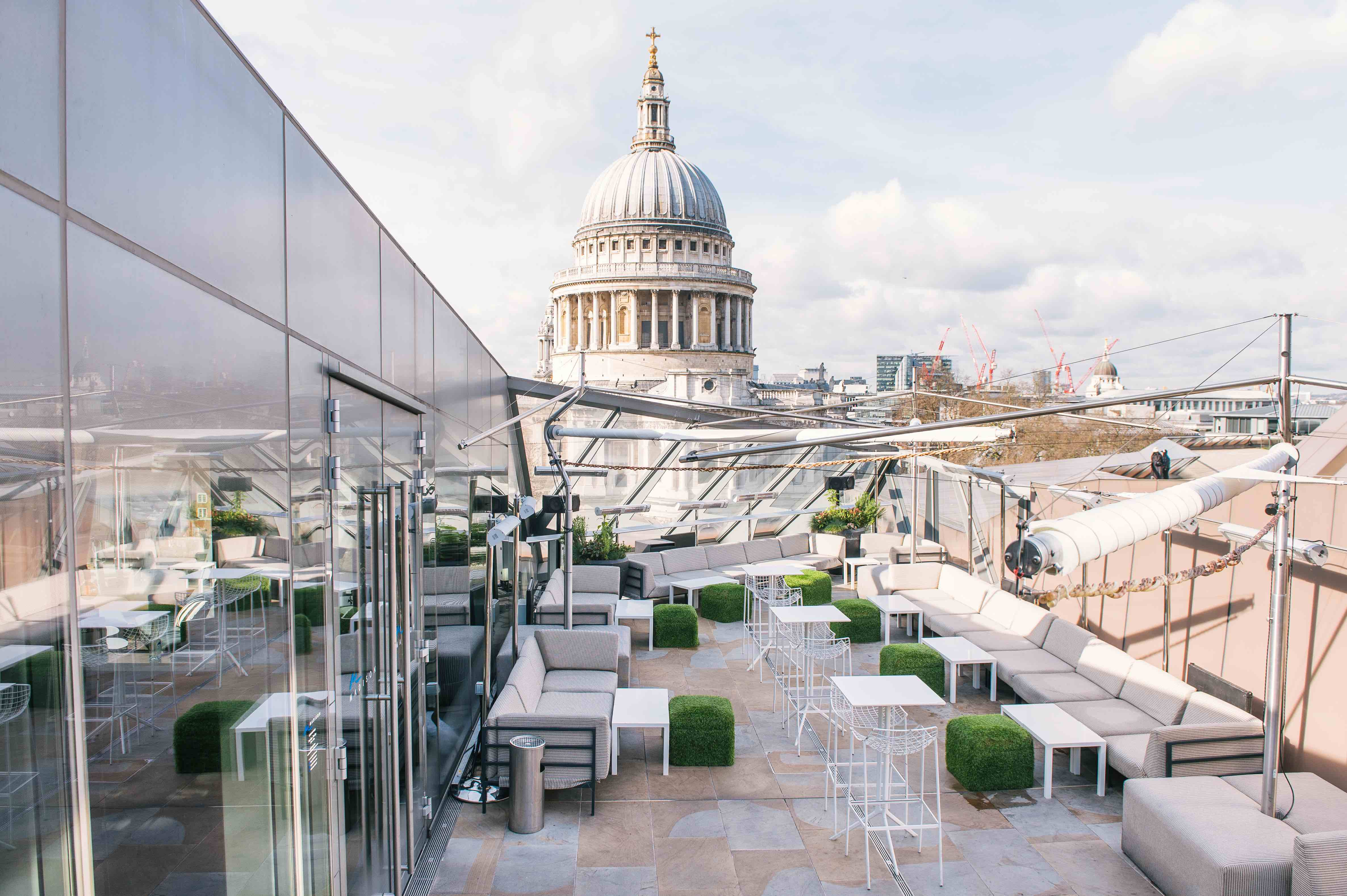 Top 10 rooftop bars london 28 images top 10 rooftop for 10 york terrace east london