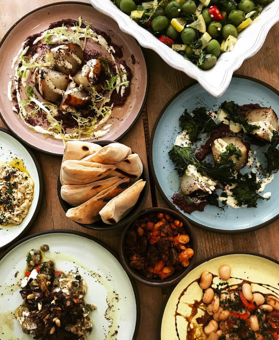 London's Best Tahini Dishes, About Time You Discovered: London's Best Tahini Dishes, London's Best Tahini Dishes, Tahini Dishes in London