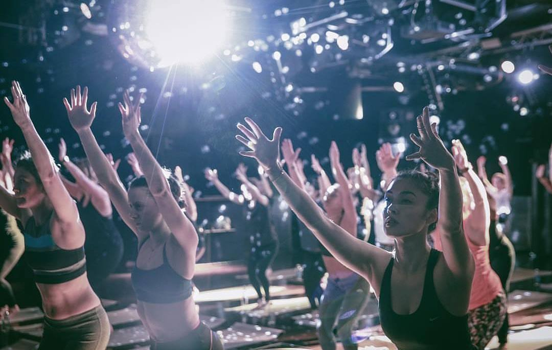 Best Yoga London, quirky yoga london, About Time: You Discovered London's Best New Yoga Trends, Yoga Trends, Yoga Trends in london, yoga classes in london, unusual yoga classes in london, disco yoga london