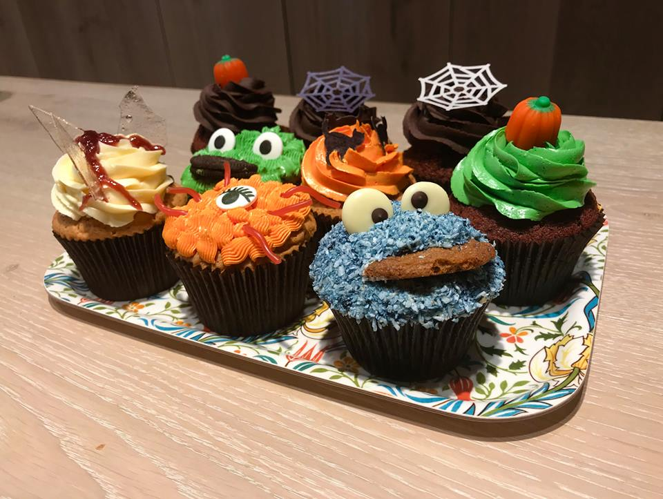 5 of the Best Halloween Cupcakes in London, Best Halloween Cupcakes in London, Halloween Cupcakes in London, Halloween Cupcakes London, Halloween cakes in London, Halloween cakes London