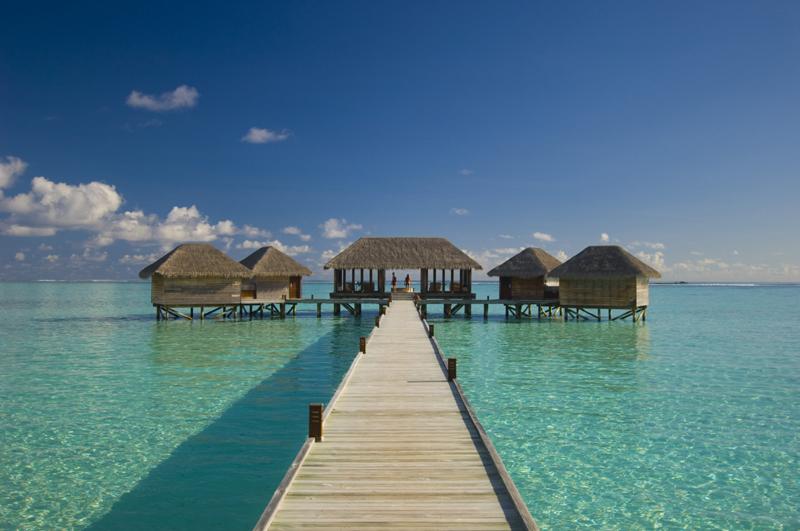 Conrad Maldives Rangali Island Review: The Spa