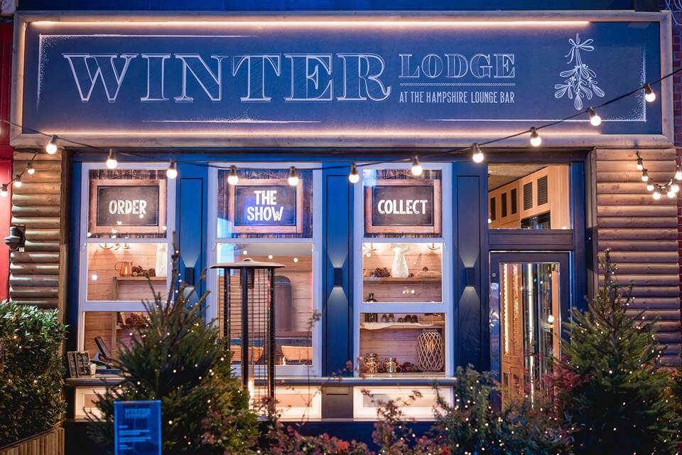 winter lodges in London, London's best Winter Lodges, winter in london, best winter terraces in london, ski lodge bars in London, winter bars in London