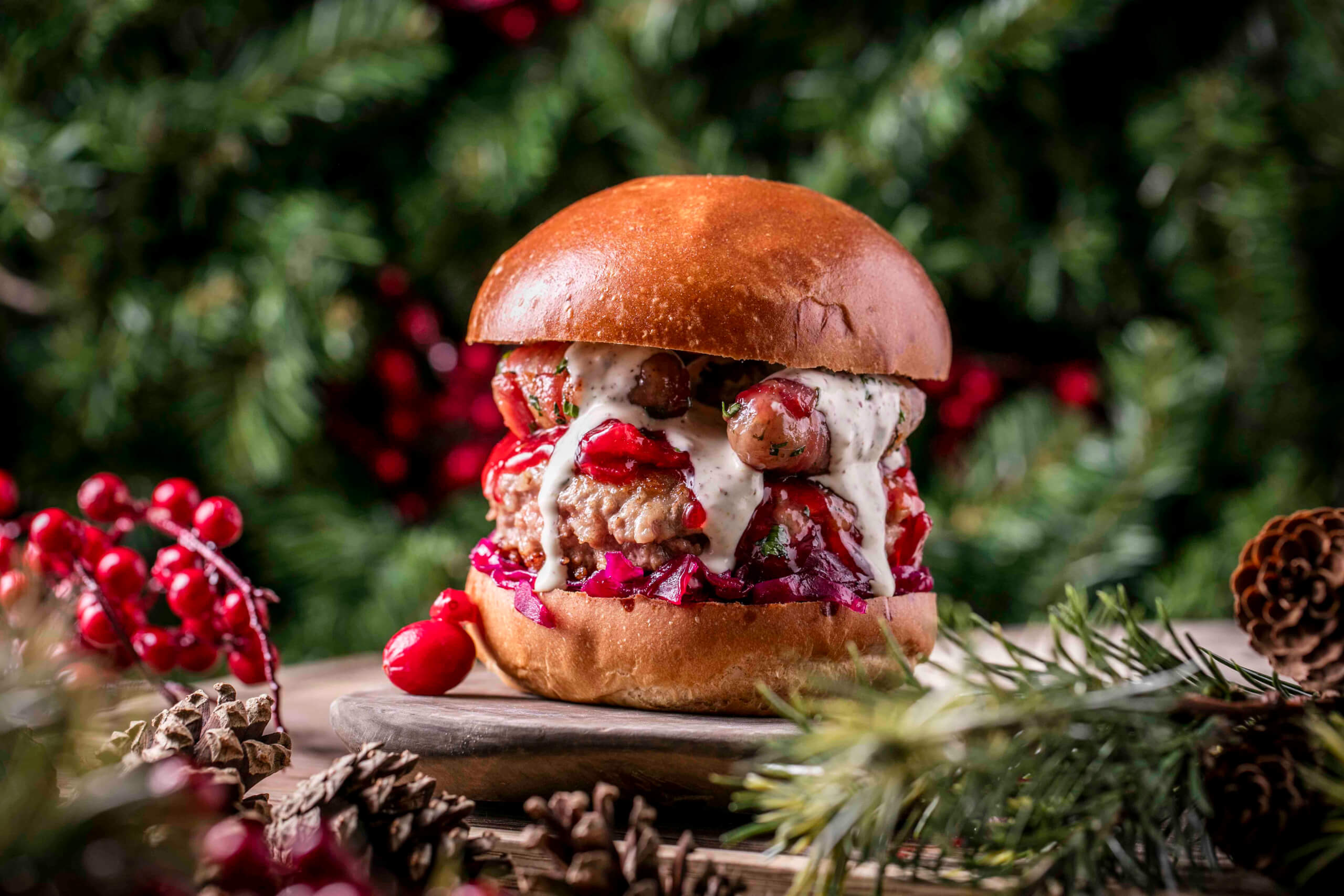 Christmas Burgers in London, best Christmas Burgers in London, top Christmas Burgers in London, Christmas Burgers London