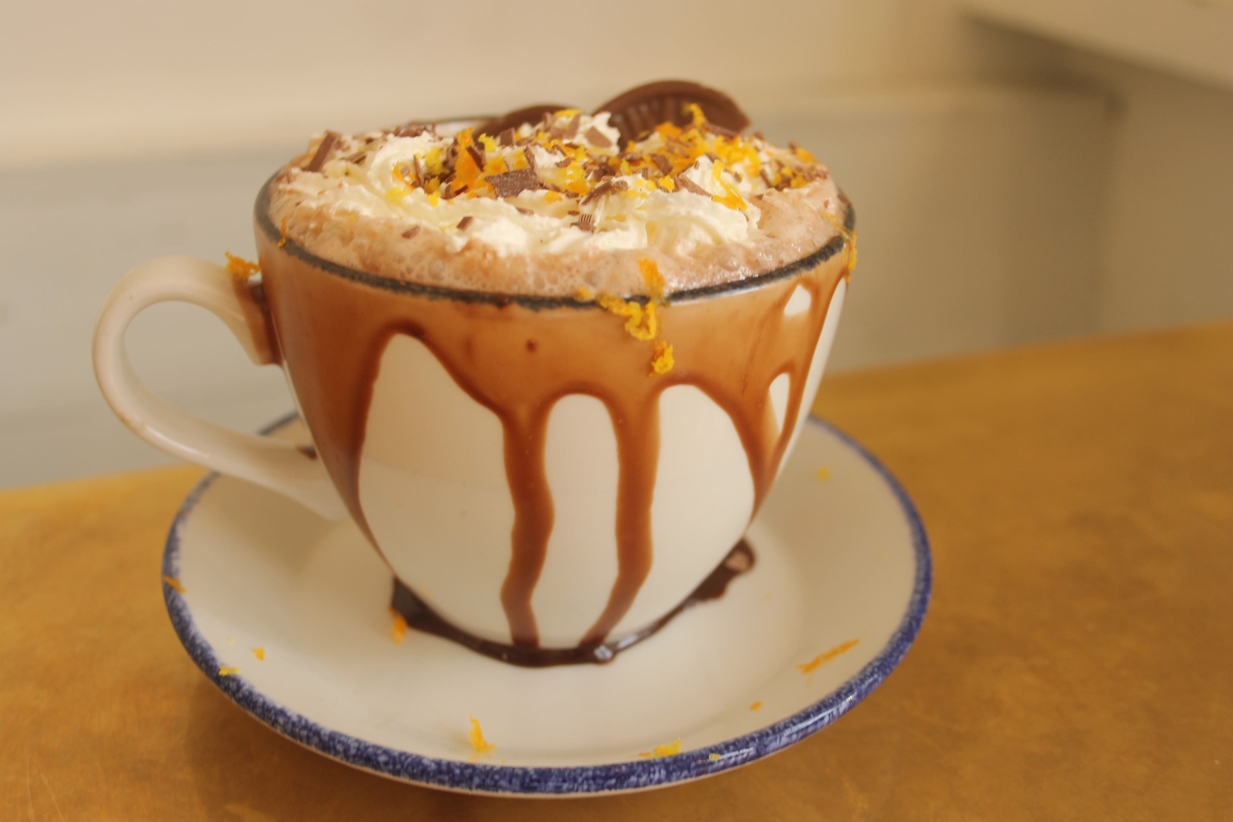 Hot Chocolate in London, Top 10: Festive Hot Chocolates in London, best Hot Chocolates in London
