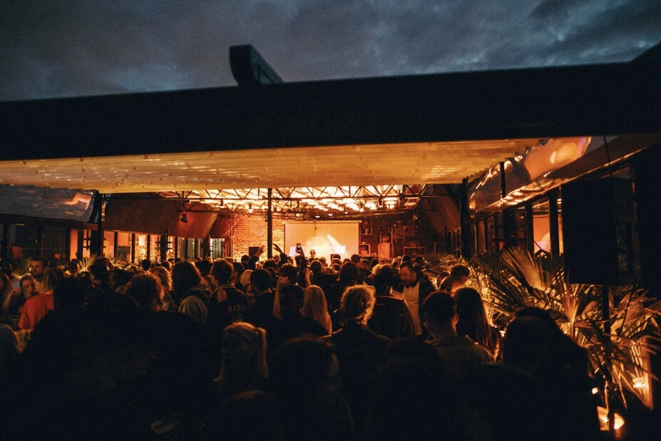 About Time You Discovered Dalston Roof Park S Winter