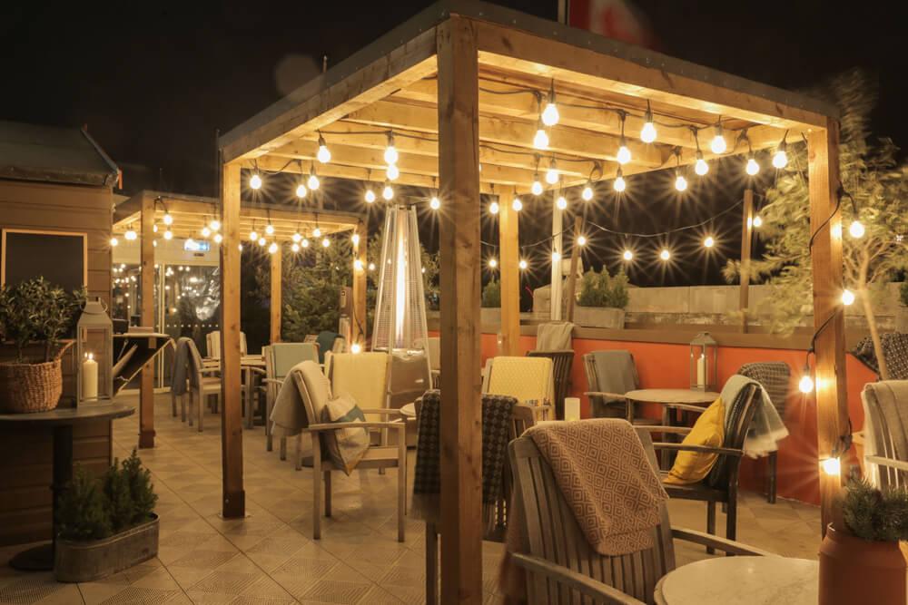 il tetto review, il tetto selfridges, selfridges rooftop review