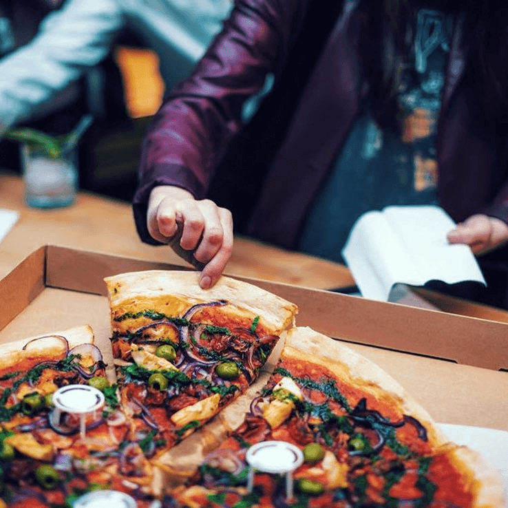 Best Vegan Pizza In London About Time Magazine