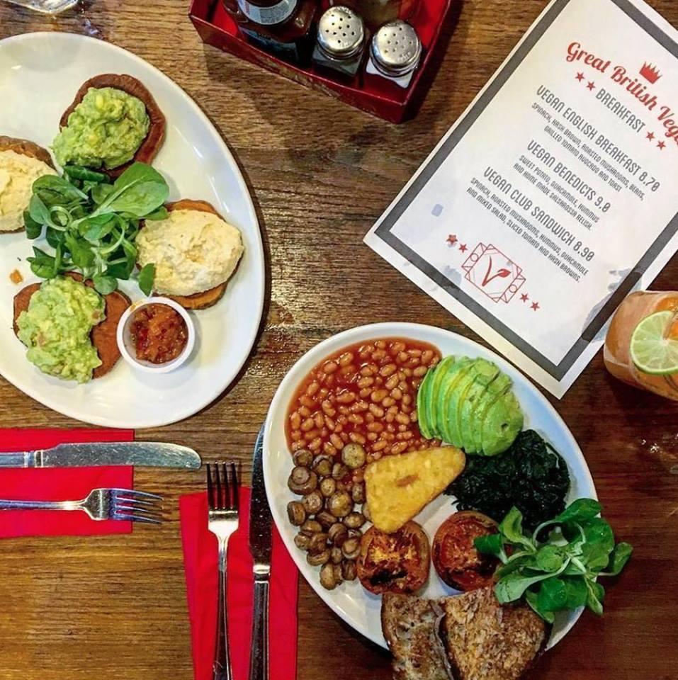 best vegan food in london, best vegan restaurants in london, vegan food in London, best vegan food in london, vegan hangover food, vegan breakfast in London, where vegans eat in London