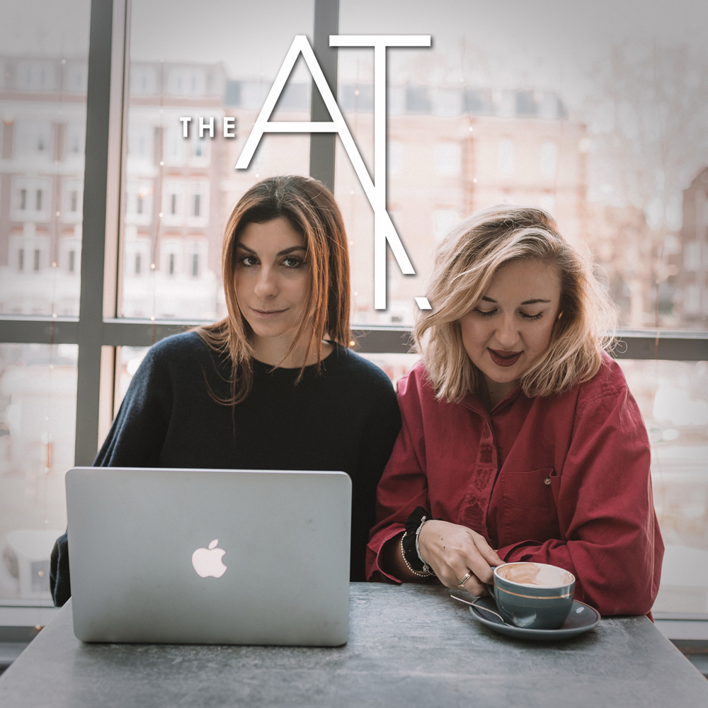 The AT podcast, About Time Magazine podcast, livia's kitchen podcast about time magazine, london lifestyle podcast