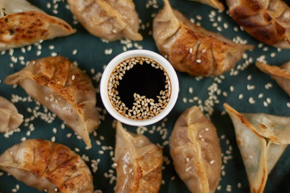 best gyoza in London, gyoza in London, where to eat gyoza in London,