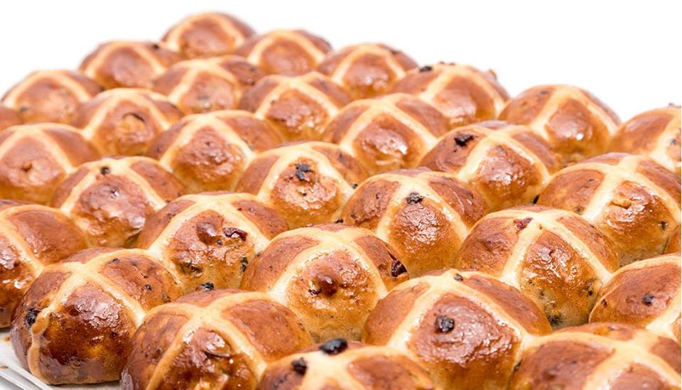 best hot cross buns in London