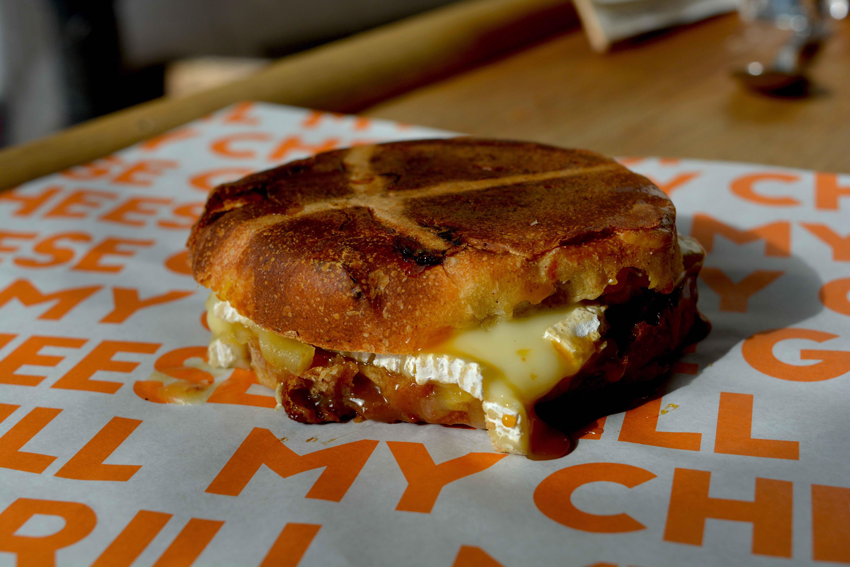 best hot cross buns in London