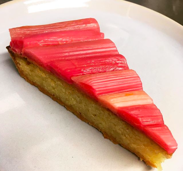 About Time: You Discovered London's Best Rhubarb Dishes