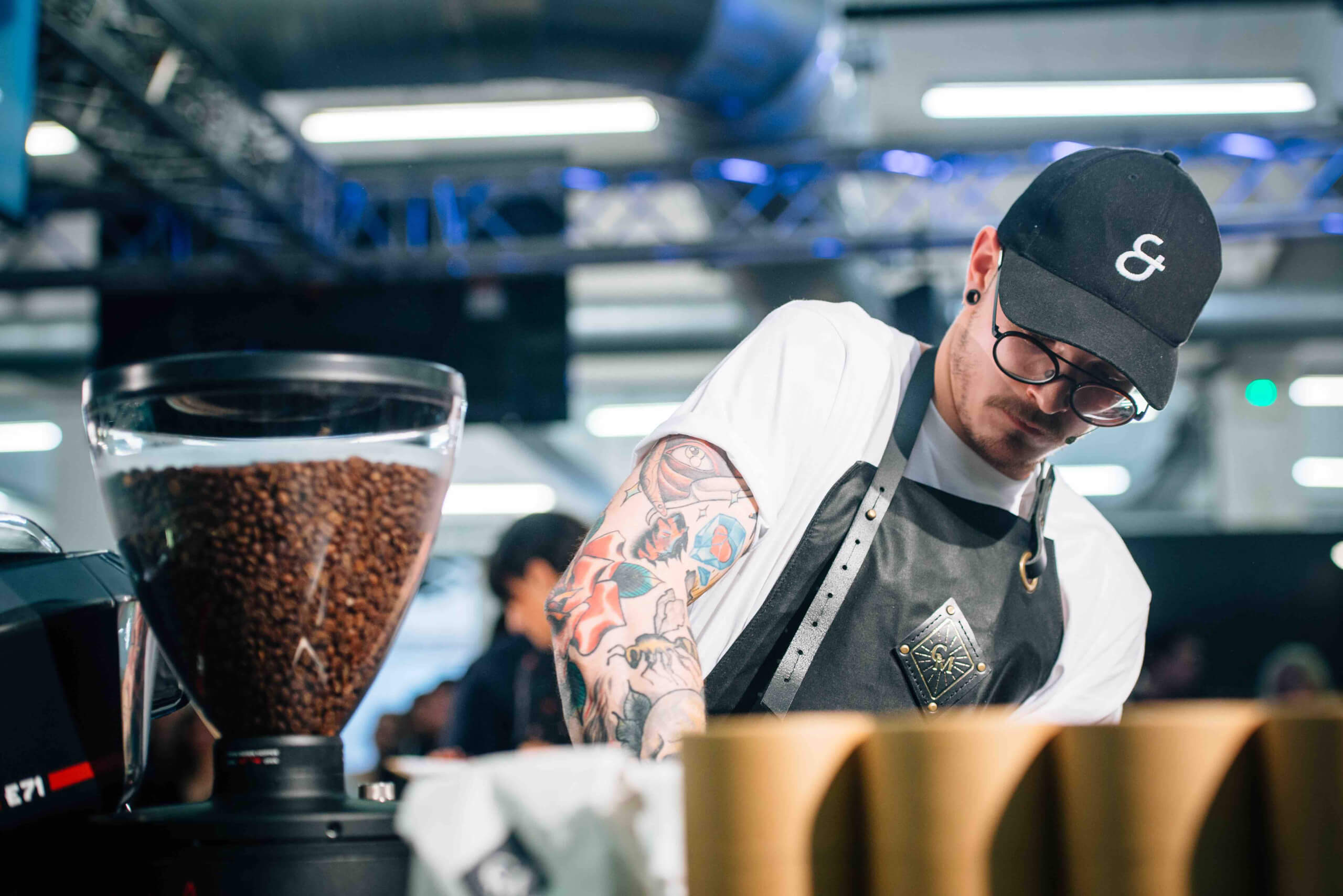 About Time You Discovered The London Coffee Festival 2018
