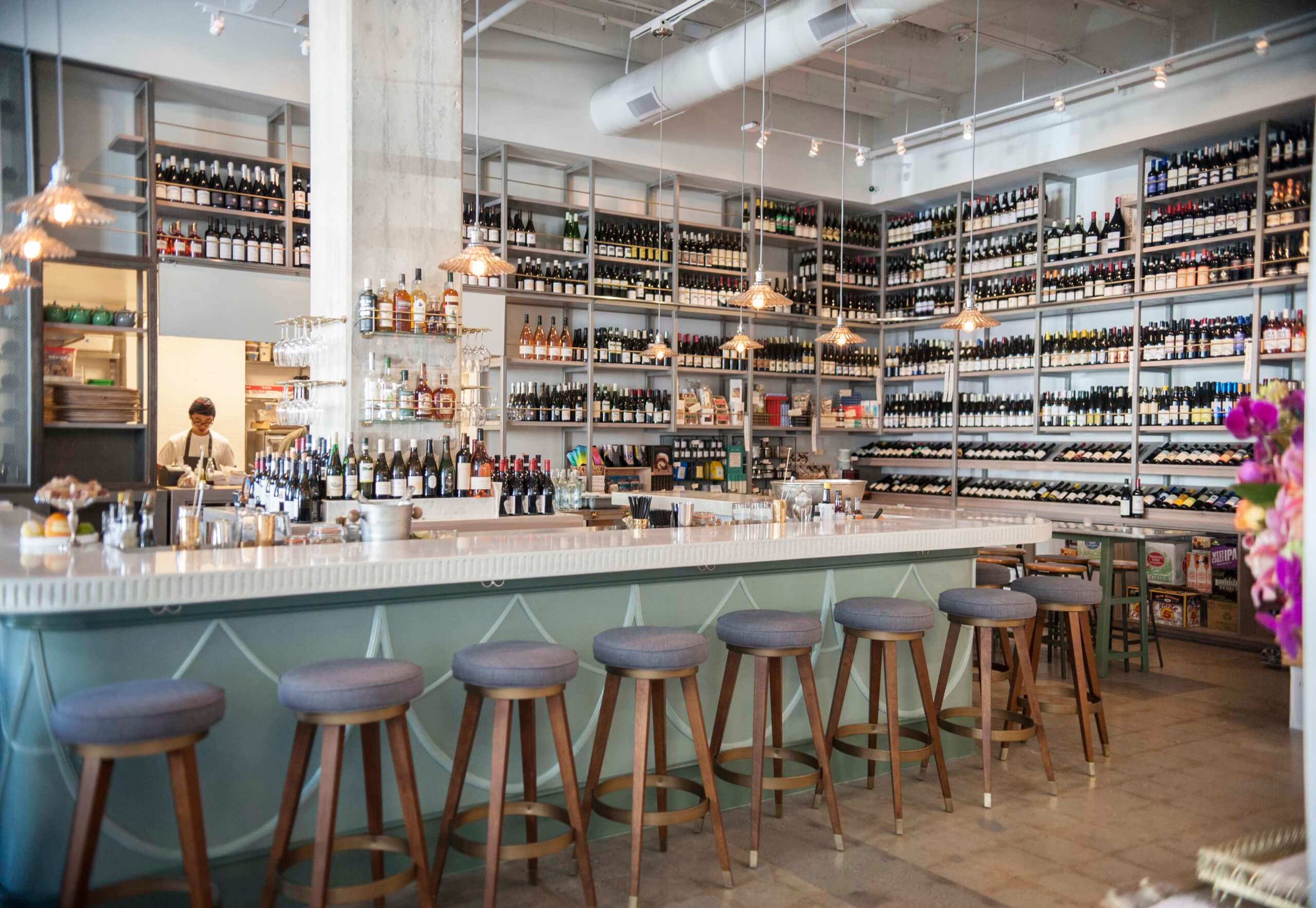 Esters Santa Monica Review, Esters wine shop Review, Esters los angeles Review