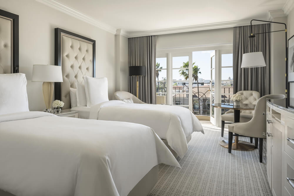 Four Seasons Hotel Los Angeles at Beverly Hills Review