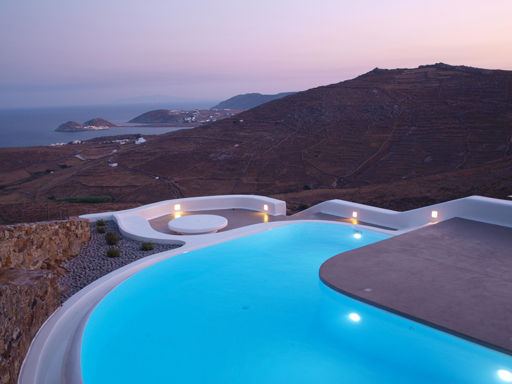 About time you discovered the most beautiful private infinity pools in europe about time magazine - Infinity pool europe ...