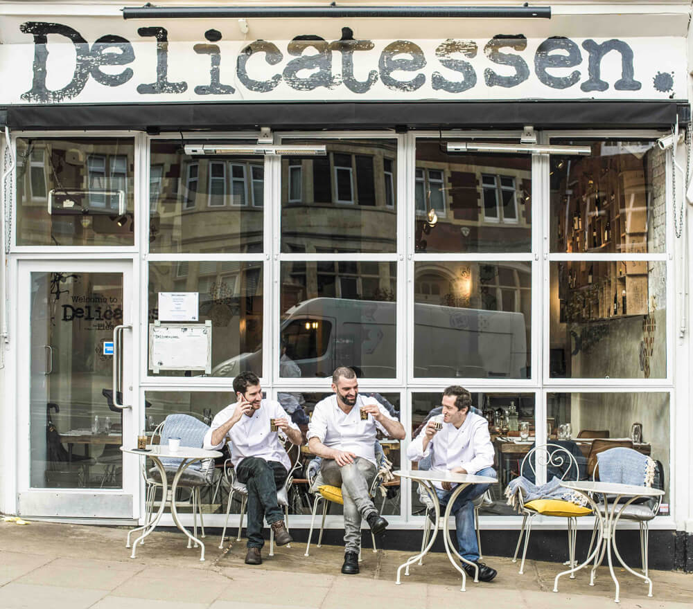 Delicatessen Hampstead Review: