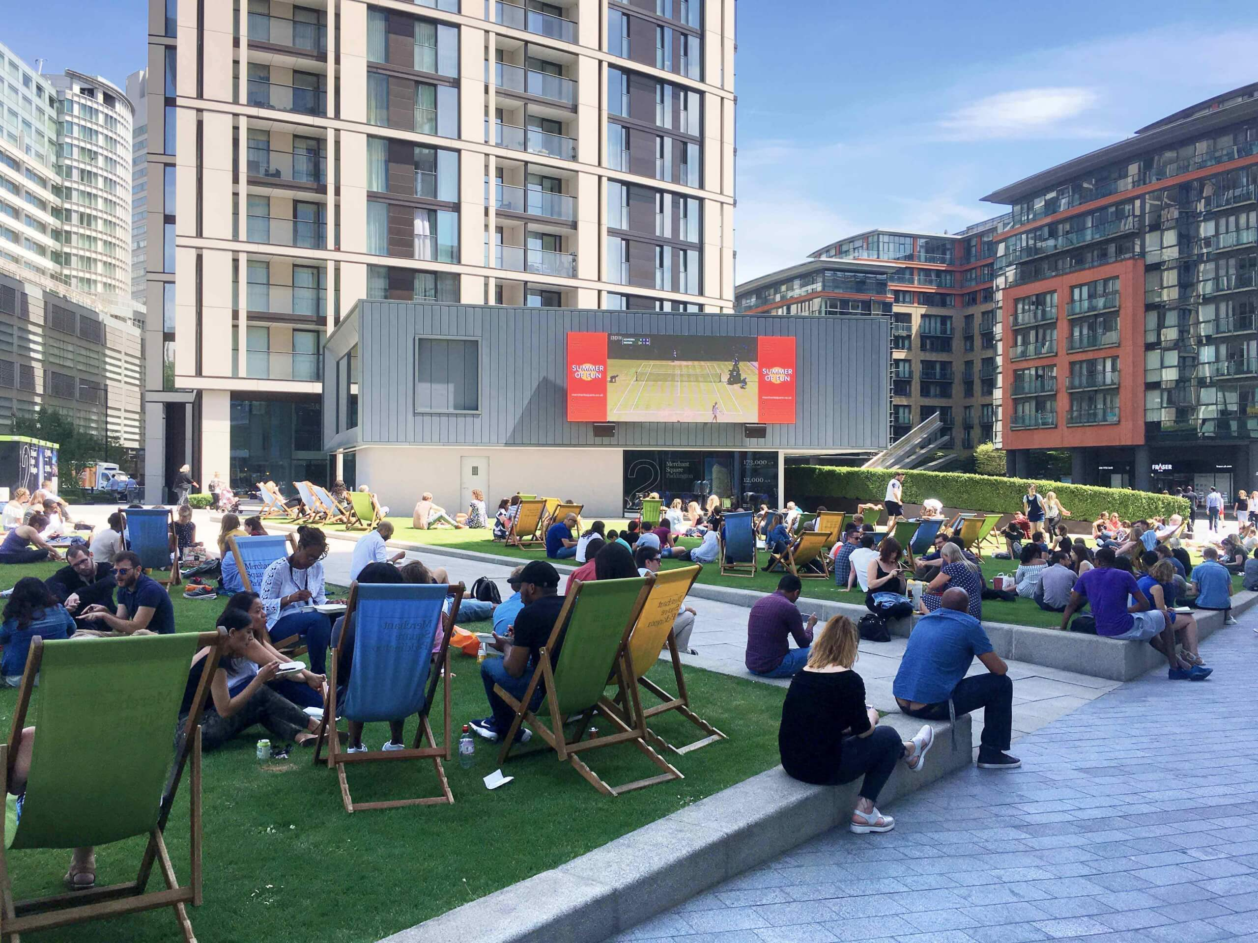 where to watch Wimbledon in London outside, where to watch Wimbledon in London 2018, where to watch Wimbledon in London, where to watch Wimbledon London, Wimbledon screenings in London, where to watch Wimbledon outside in London