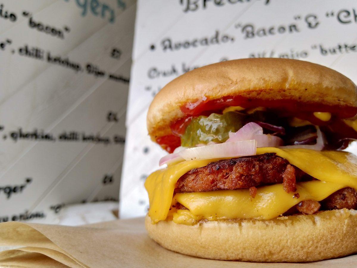 London's Best Vegan Burgers, Vegan Burgers in London, best Vegan Burgers in London