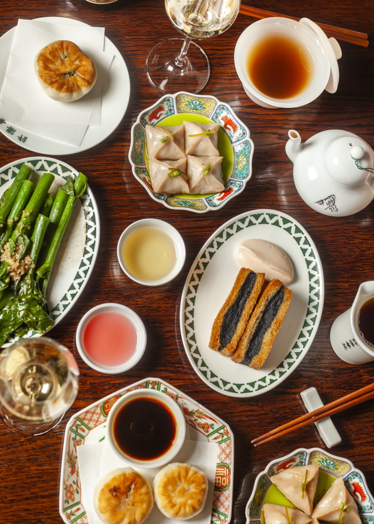 Xu Teahouse and Restaurant review